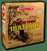 Kemach Whole Wheat Matzohs, 300g