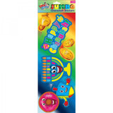 Izzy & Dizzy Jumbo Easy Peel Chanukah Stickers