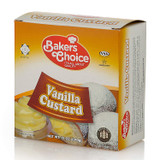 Bakers Choice Vanilla Custard, 340g