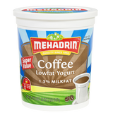 Mehadrin Coffee Yogurt 2LB