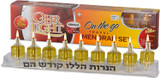 Ohr Light On-the-go Travel Menorah Set, Medium 2.5 hours