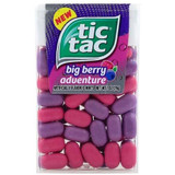 Tic Tac Big Berry Adventure, 29g