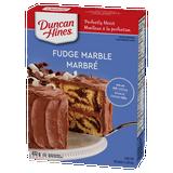 Duncan Hines Fudge Marble Cake Mix, 432g
