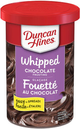 Duncan Hines Whipped Chocolate Frosting, 397g