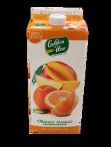 Golden Flow Orange Mango Juice, 1.75l