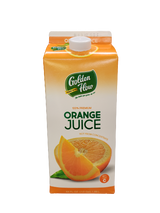Golden Flow Orange Juice, 1.89l