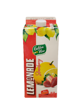 Golden Flow Strawberry Lemonade, 1.75l