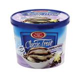 Klein's Classic Treat Dairy Vanilla Fudge Ice Cream, 1.65l