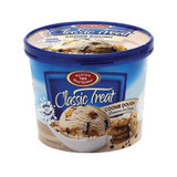 Klein's Classic Treat Dairy Cookie Dough Ice Cream, 1.65l