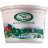 Klein's Deluxe Neopolitan Ice Cream, 1.89l
