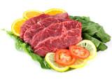 Glatt's Beef Shoulder Minute Steak (Frozen)