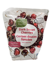 Nature's Touch Dark Sweet Cherries, 1.5kg