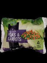Golden Flow Peas & Carrots, 454g