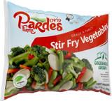 Pardes Stir Fry Vegetables, 680g