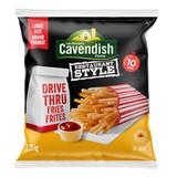 Cavendish Restaurant Style Drive Thru Fries, 2.25kg