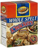 Shibolim Whole Spelt Sesame K'nockers, 170g