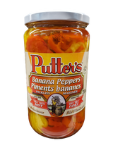 Putter's Pickled Banana Peppers, 750ml
