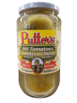 Putter's Homestyle Dill Tomatoes, 1l