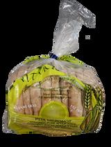 Pita Royale Whole Wheat Mezonot Pitas 10pk, 600g