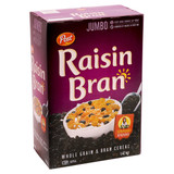 Post Jumbo Raisin Bran, 1.42kg