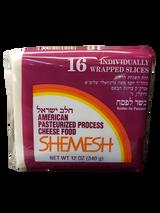 Shemesh American Cheese, 16pk