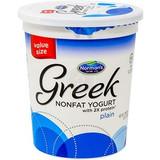 Norman's Plain Nonfat Greek Yogurt, 2lb