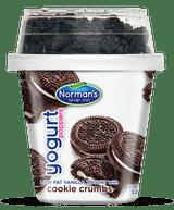 Norman's Cookie Crumbs Vanilla Yogurt, 150g