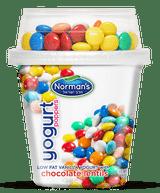 Norman's Chocolate Lentils Vanilla Yogurt, 150g