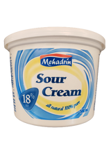 Mehadrin Sour Cream, 500 ml