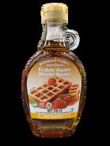 Caesars Tea Organic Maple Agave Syrup, 236ml