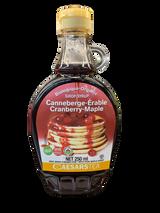 Caesars Tea Organic Cranberry-Maple Syrup, 250ml