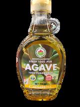 Caesars Tea 100% Pure Agave Syrup, 236ml