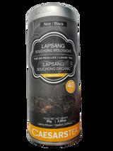 Caesars Tea Lapsang Souchong Organic Loose Tea, 80g