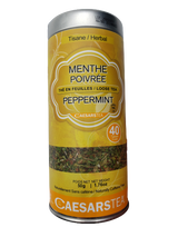Caesars Tea Peppermint Loose Tea, 80g