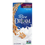 Rice Dream Vanilla Enriched Rice Drink, 946ml