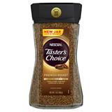 Nescafe Taster's Choice French Roast Coffee, 198g