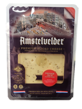 Amstelvelder Pepper Jack Sliced Cheese,