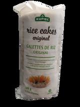 Kupiec Original Rice Cakes, 120g