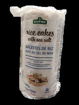 Kupiec Sea Salt Rice Cakes, 120g