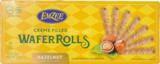 EmZee Cream Filled Hazelnut Wafer Rolls, 75g