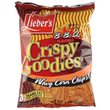 Lieber's BBQ Crispy Goodies, 28g
