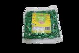 "Zazers Fruity Foil ""Green"" Chewy Candies Green Apple Flavor, 454g"