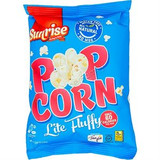 Sunrise Lite Fluffy Pop Corn, 18g