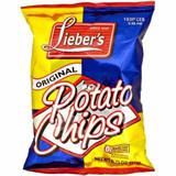 Lieber's Original Potato Chips, 21g