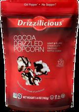 Drizzilicious Cocoa Drizzled Popcorn, 102g