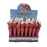 Tenli Red Milk Chocolate Umbrella