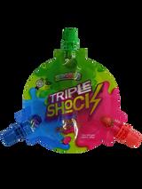 Zazers Triple Shock Sour Candy Gel, 45g