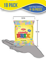 DeeBest Candy Brix 18pk, 216g