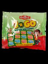 DeeBest 3 'n Go Game & Candy 10pk, 150g
