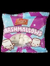 Lieber's White Mini Marshmallows, 30g